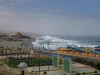 Mollendo - Image: Playa Mollendo Invierno
