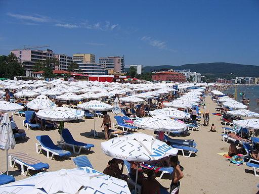 Plazha na Slynchev brqg