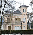 Poertschach Johannaweg 1 Villa Venezia 03042013 089.jpg