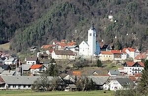 Polhov Gradec - Image: Polhov Gradec Slovenia