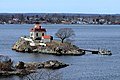 Pomham Rocks Lighthouse Riverside, Rhode Island.jpg