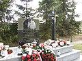 Pomnik Poległych Żołnierzy z 6 Dywizji Armii Kraków pod Narolem i Lipskiem w bitwach pod Tomaszowem Lubelskim 1939 (1).jpg