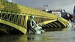 Pont Mirabeau,, Paris, crue de la Seine, janvier 2018 (6).jpg