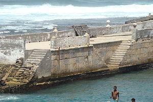 Ponta do Sol, Cape Verde - The fishing port of Ponta do Sol
