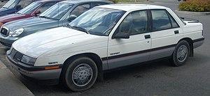 Pontiac Tempest - Pontiac Tempest Sedan