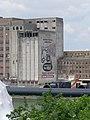 Pontoon Dock DLR station MMB 04 Millennium Mills.jpg