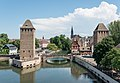 Ponts Couverts, Strasbourg, South view 20170529 2.jpg