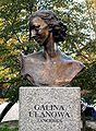 Popiersie Galina Ułanowa ssj 20071009.jpg