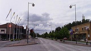 Nakkila Municipality in Satakunta, Finland
