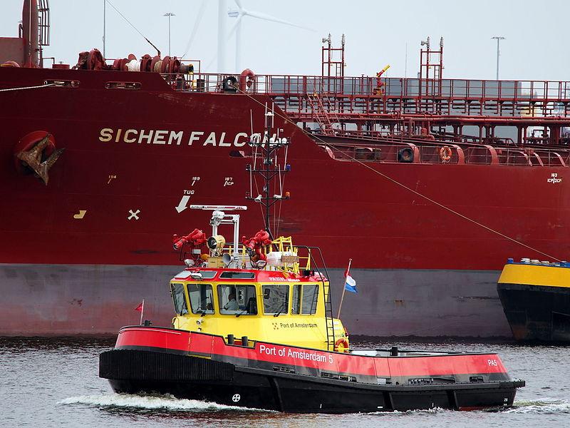 File:Port of Amsterdam 5 Pollux - ENI 02335438, Afrikahaven, Port of Amsterdam pic2.JPG