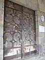 Porte Église Saint-Laurent d'Auzon.JPG