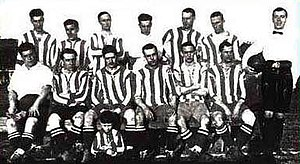 Club Atlético Porteño - The football team that won its first Primera División title in 1912
