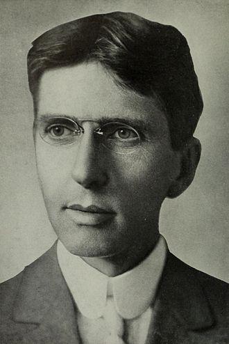 Brand Whitlock - Image: Portrait of Brand Whitlock