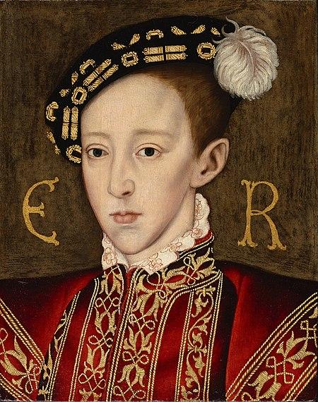 Edward VI của Anh