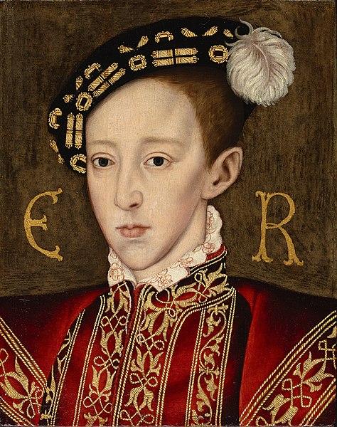 Ficheiro:Portrait of Edward VI of England.jpg
