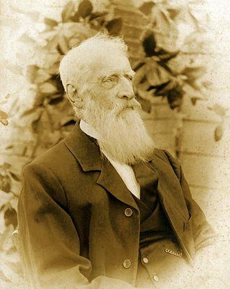 Lawnton, Queensland - Portrait of Stephen Lawn (1836-1917)