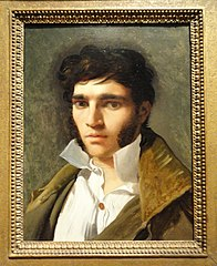 Portrait of the Sculptor Paul Lemoyne