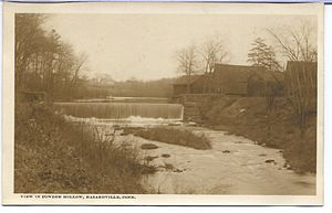 Hazard Powder Company - Powder Hollow, c. 1910