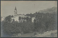 Postcard of Kamnje 1930.jpg