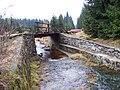 Potok Kamionek, most.jpg