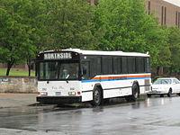 Poughkeepsie City Bus 282