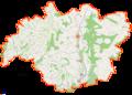 Powiat pułtuski location map.png