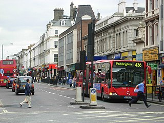 Praed Street