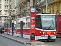 Praha, Jiráskovo náměstí, tramvaj Tatra KT8D5R.N2P.jpg
