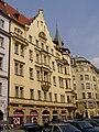 Praha, Kaprova 7, dům 01.jpg