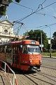 Praha, Karlovo náměstí, tramvaj 7112.jpg