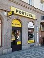Praha Nove Mesto Karlovo namesti Fortuna.jpg
