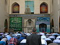 Prayers of Noon - Grand Mosque of Nishapur -September 27 2013 45.JPG