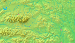 Location of Spišská Kapitula in the Western part of the Prešov Region
