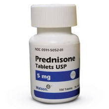 prednisone dizziness nausea