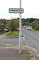 Prenton sign on Mount Road, Rock Ferry.jpg