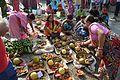 Preparation - Chhath Puja Ceremony - Baja Kadamtala Ghat - Kolkata 2013-11-09 4314.JPG