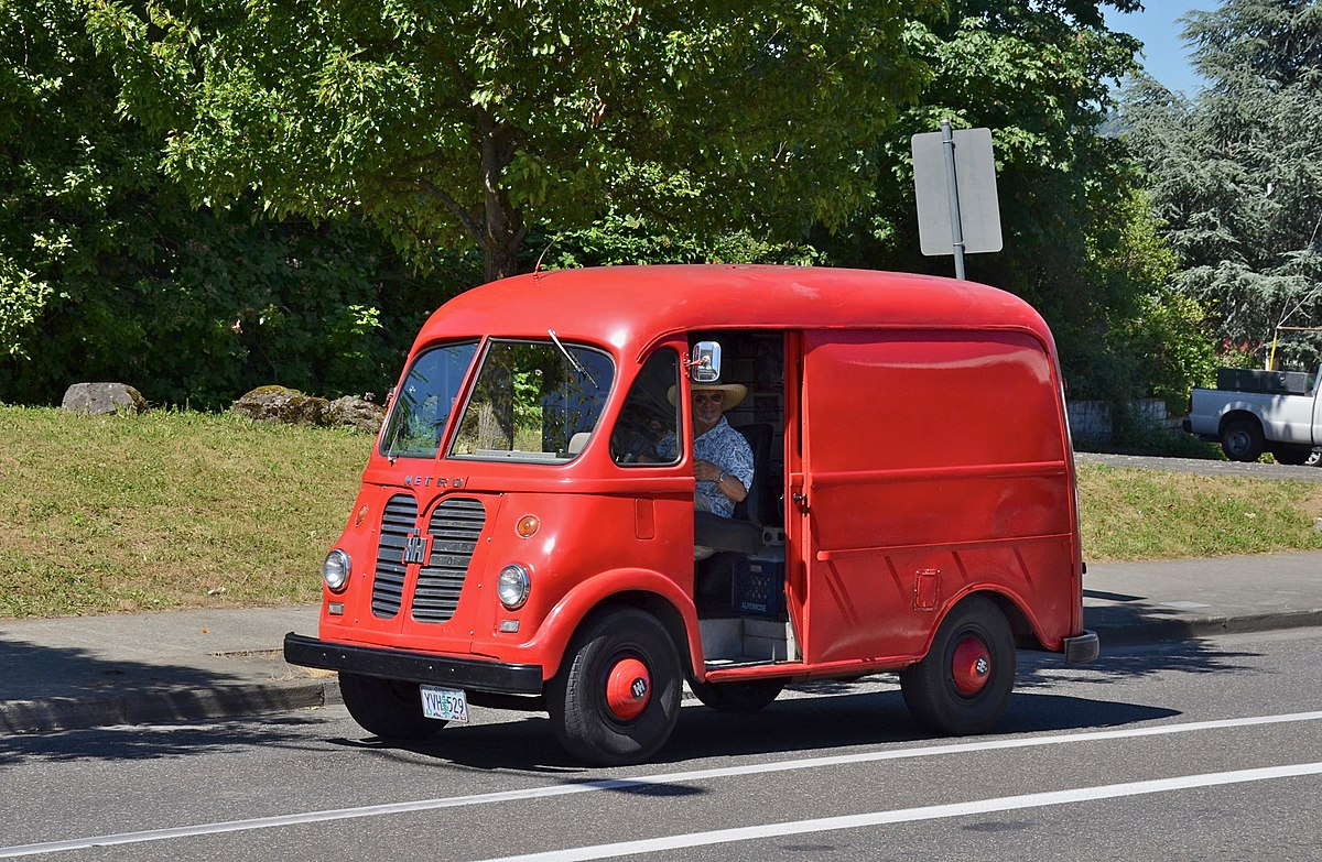 f29b2c8b79 International Harvester Metro Van - Wikipedia