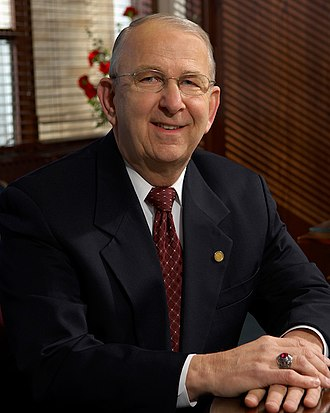 Walsh University - President Richard Jusseaume, Walsh University president, 2001-present