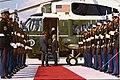 President Richard Nixon Bidding Farewell to South Vietnam's President Nguyen Van Thieu.jpg