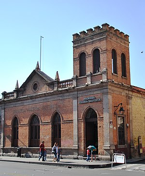 Protestantism in Mexico - First Baptist Church of Morelia