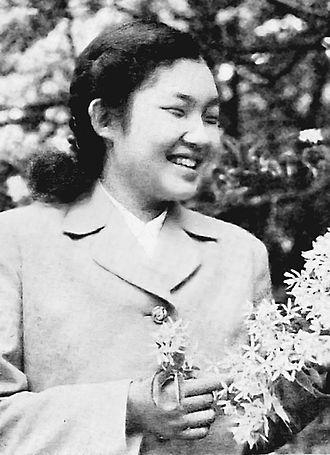 Atsuko Ikeda - Princess Atsuko, c. 1951