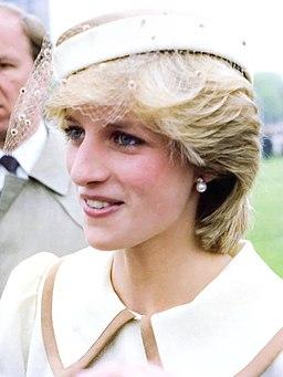 Princess Diana - Royal Visit to Halifax, Nova Scotia - June 1983 (cropped)