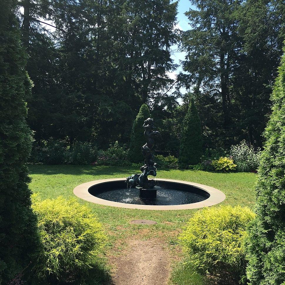 Princeton University Fountain