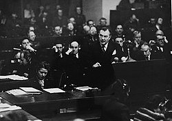 Prosecutor Robert Jackson at Nuremberg Trials.jpg