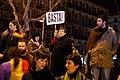 Protesta en contra del Partido Popular ante su sede en la calle Génova de Madrid (31 de enero de 2013) (3).jpg