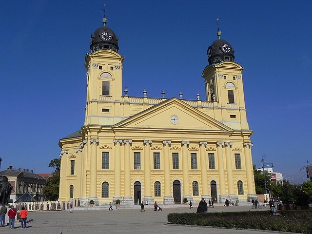 Protestant Great Church of Debrecen_2