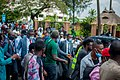 Protesters at the endSARS protest in Lagos, Nigeria 45.jpg