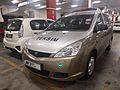 Proton Exora used as Malaysian Taxi in Pulau Pinang .jpg