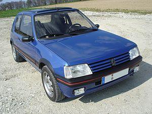 Peugeot - Peugeot 205