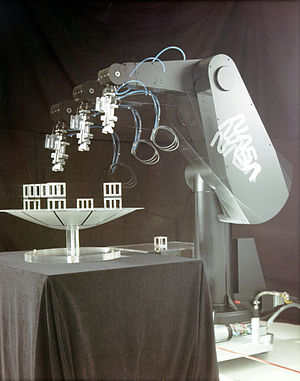 Neurosurgery - Image: Puma Robotic Arm GPN 2000 001817